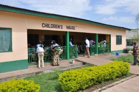 Nkawkaw Children Hospital